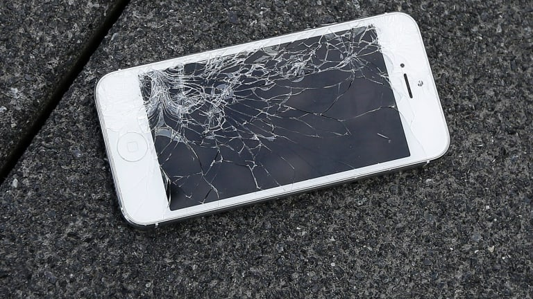 Do you only buy a new smartphone when the old one bites the dust?
