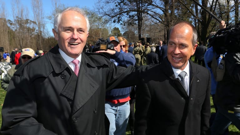 Peter Greste, pictured with Malcolm Turnbull, will on Friday receive and honorary doctorate from Griffith University.