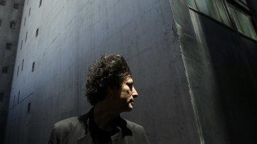 Neil Gaiman in Sydney in 2013.