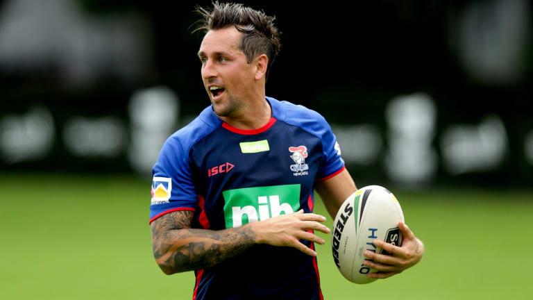 "Mitchell Pearce: ""The decision wasn't about money."""