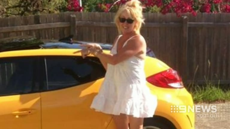 Trudy Friend was placed in an induced coma after the accident.
