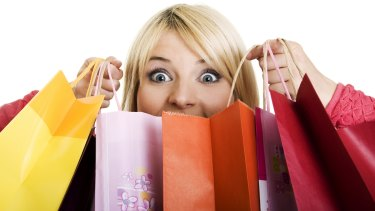 Would you rather work, or have a retail therapy day?