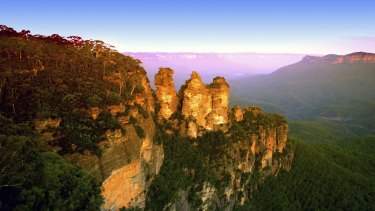 Locals fear the Blue Mountains National Park's world heritage listing is at stake.
