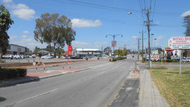 Guildford Road is the subject of plans from the WA Planning Commission for it to be widened.