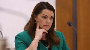 Greens senator Sarah Hanson-Young referred the office of former Immigration Minister Scott Morrison over the alleged release of Nauru information to a journalist.