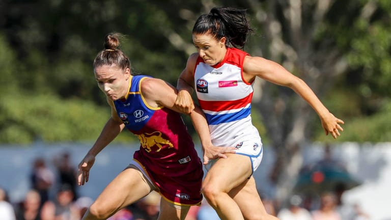 Fox Footy has been broadcasting AFLW games.