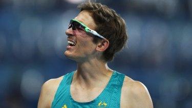 Brandon Starc of Australia comes last in high jump final ...