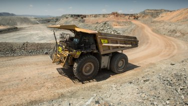 The Environmental Protection Authority has rejected a proposal to mine uranium in Western Australia.