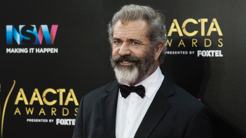 Mel Gibson sues the producers of his Oxford Dictionary movie