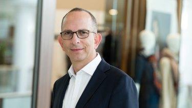 Specialty Fashion CEO Gary Perlstein.
