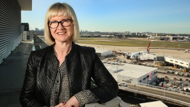 Sydney Airport CEO Kerrie Mather has been given four months to consider whether to take on Badgerys Creek.