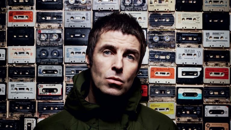 Liam Gallagher considers himself a singer rather than a songwriter.