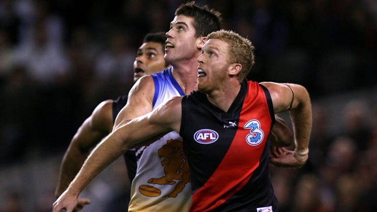 Fletcher, 40, hasn't played since his 400th game against Richmond in round nine.