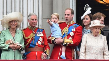 Prince George and his parents are penny pinches compared to his grandfather Prince Charles and Camilla, Duchess of Cornwall.