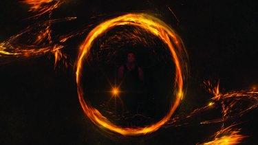 Through the Flames - Dream State Circus.