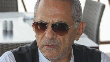 Jose Ramos Horta in Dili Timor-Leste