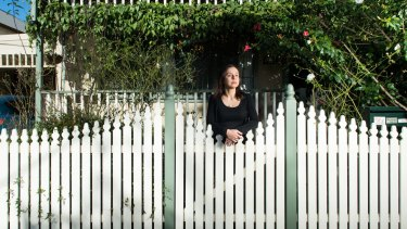 Pauline Lockie's house has been compulsorily acquired to make way for WestConnex.