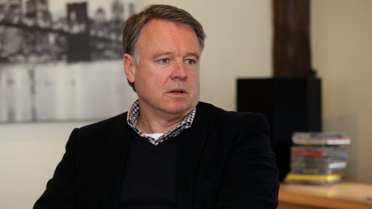 Labor's agriculture spokesman Joel Fitzgibbon.