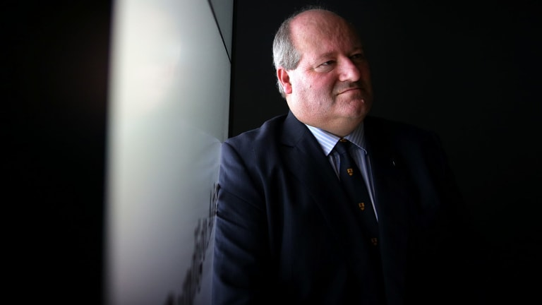 Commonwealth Bank financial planning whistleblower Jeff Morris.