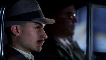 Gael Garcia Bernal plays a detective on the hunt for the dissident poet.