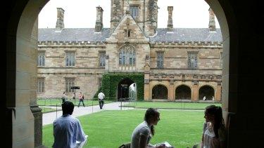 Sydney University, which has undertaken an audit.