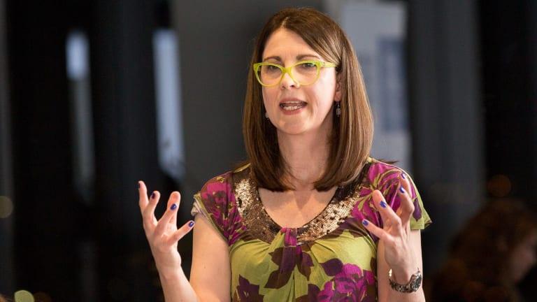 Professor Helen Sullivan, the Crawford School of Public Policy's new director.