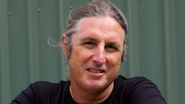 Tim Winton found the process of collaboration involved in staging a play, and the medium's ephemeral nature, took him out of his comfort zone.