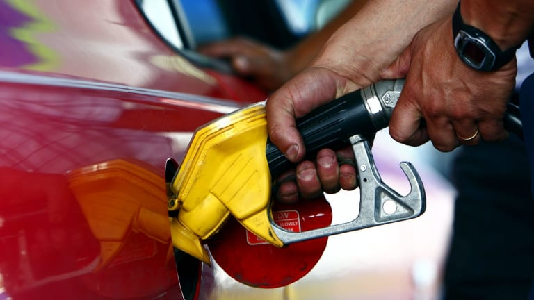 Petrol prices were highest than they have been in more than a year during the December quarter.