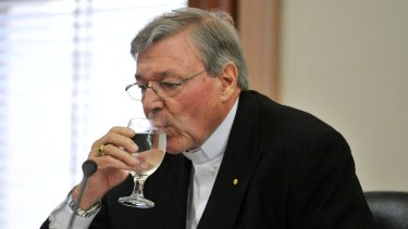 Cardinal George Pell will give evidence on Monday, Australian time.