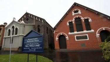 Ebenezer St John's in Ballarat.