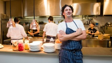 Chef Colin Fassnidge arrived in Australia thanks to a 457 visa.