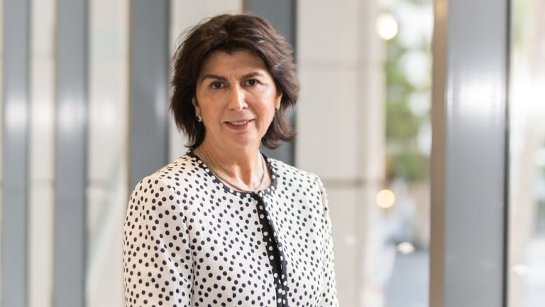 """""""We do not support the reduction of annual concessional caps to $25,000"""": Association of Superannuation Funds boss Pauline Vamos."""