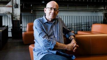Morris Gleitzman, Australia's new children's laureate.
