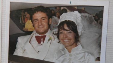 Paul and Lynette White married in the early 1970s, two years before she was murdered at their Coogee home.