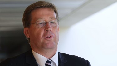 Deputy Premier Troy Grant is proposing changes to fees associated with monitoring poker  machines.