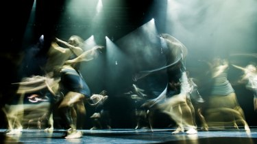 Sydney Dance Company's <I>CounterMove</I>, a two-part program.