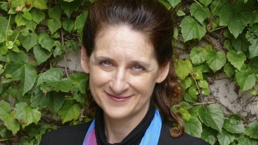 Author Helen O'Neill.