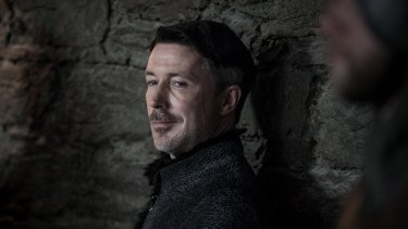 The season 7 finale of Game of Thrones, 'The Dragon and the Wolf', saw Aidan Gillen's character meet a grisly end.