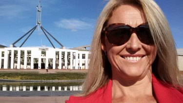 Kirralie Smith has been described as a potential leader for a new conservative movement.