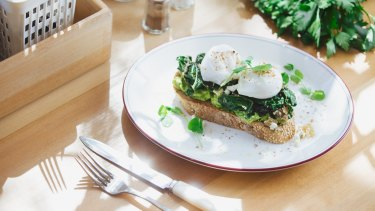 Avocado on toast: not really to blame for sky-high property prices.