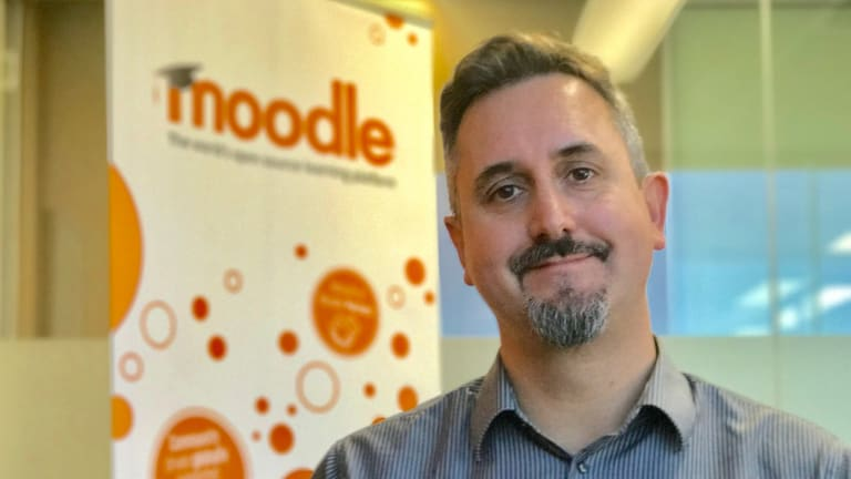 Dr Martin Dougiamas says Moodle is his life's work.
