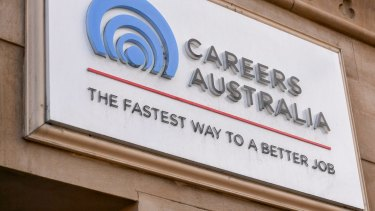ddf1f234e66 Careers Australia has sold two of its divisions to other education  providers