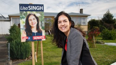 Lisa Singh's return to Parliament has been confirmed after a wave of public support.