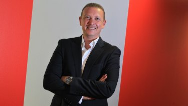 Vodafone Hutchison Australia director of customer service Errol van Graan says customers are telling him the experience has really shifted at Vodafone.