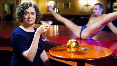 Nominated: Judith Lucy in Judith Lucy Is All Woman.