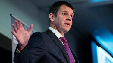 """NSW Premier Mike Baird: """"It's really quite simple."""""""