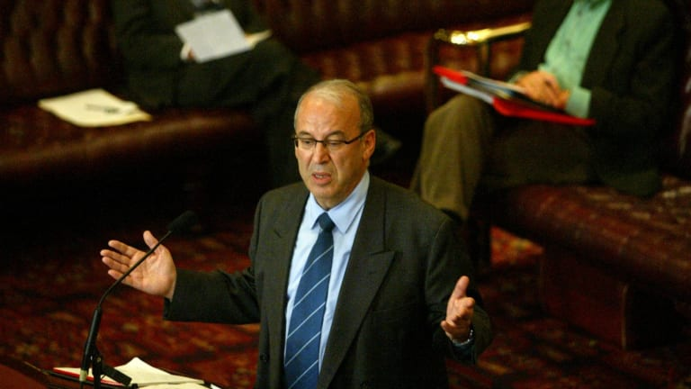 Eddie Obeid stunned his cabinet colleagues in 2002 when he commented on a developing scandal with: 'Well, someone has got to get paid.'