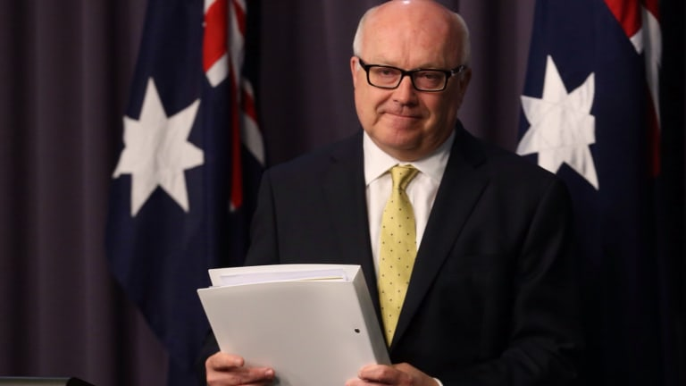 Arts Minister George Brandis has diverted almost $105m of funding into a new program.