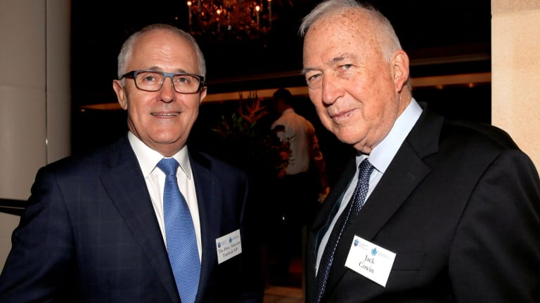 Like Prime Minister Malcolm Turnbull, Hungry Jack's founder Jack Cowin believes Sunday penalty rates are an anachronism.