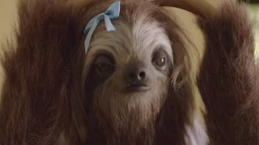 """The """"Stoner Sloth"""" campaign cost $350,000 to roll out."""